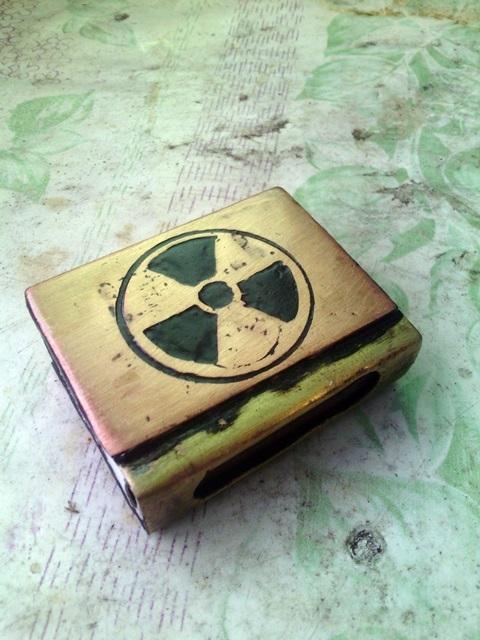 Спички из Чернобыля
