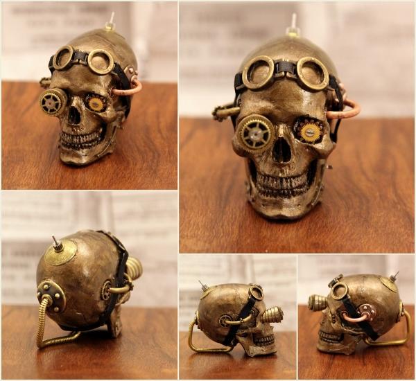 Артефакт Бронзовый череп Судьбы