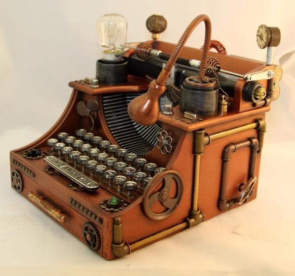 Печатная машинка. Версия 2.