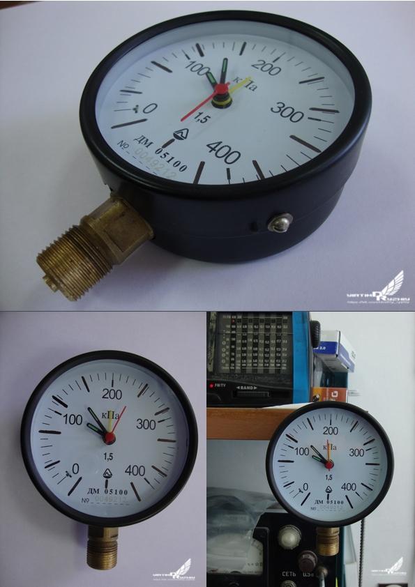 Типа steampunk часы... Сантехпанк ))