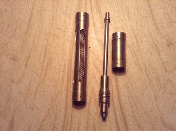 моя вторая (ручка гелиевая)