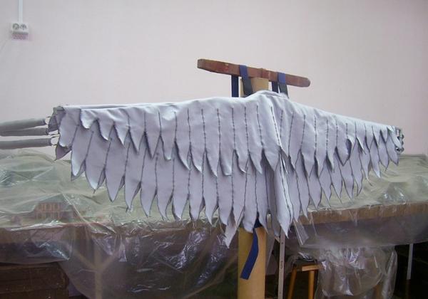 Мы рождены, чтоб сказку сделать былью! .. или Механические крылья