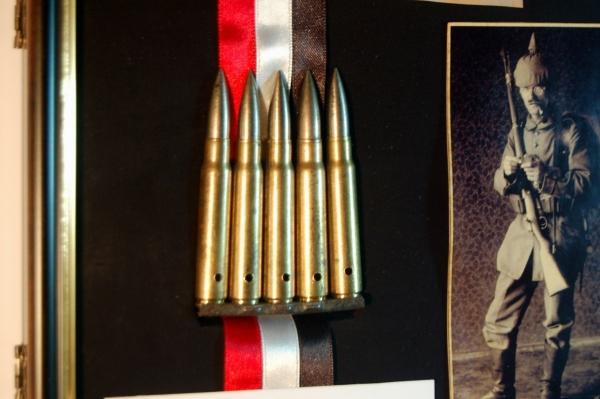 продолжение серии - теперь по немецкой Mauser 98/98К