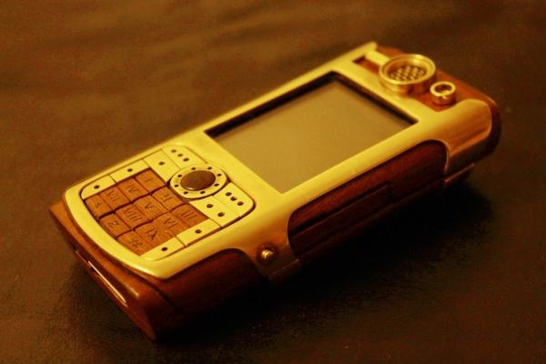 Nokia N 70 Steamphone