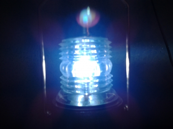 Морской фонарь для автомобиля.(По /мотивам/, следам AleksSi.)