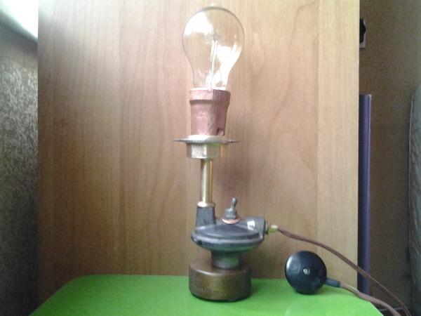 Светильник Газ-Вегас.