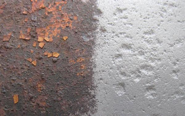 Электрохимическая реставрация металлических деталей. Практика реставрации II