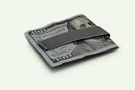 Зажим для денежек.
