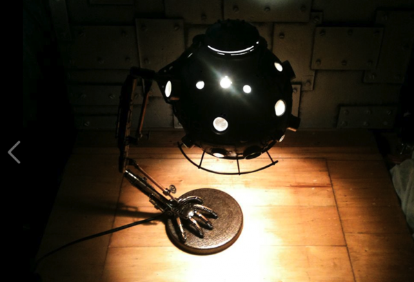 Настольная лампа Батисфера 219