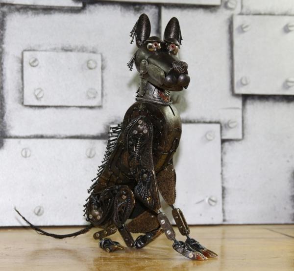 Железный Волк