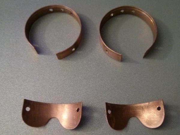 Работа новичка - очки