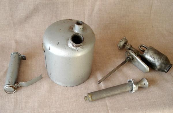 Ремонт паяльной лампы своими руками: чистка жиклера