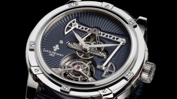 Часы в стиле STEAMPUNKER от Romain Jerome