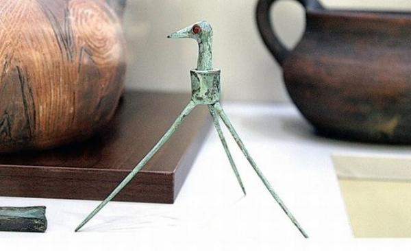 В Болгарии обнаружили странную детскую игрушку возрастом 3,5 тыс. лет