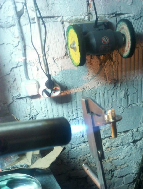 волшебная зажигалка  (много фото)
