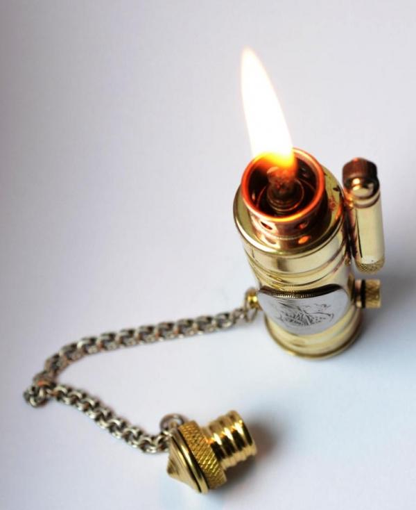 зажигалка из гильзы ( вторая попытка)