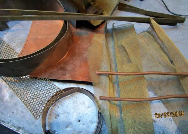 материалы для изготовления зажигалок и стимпанк поделок...
