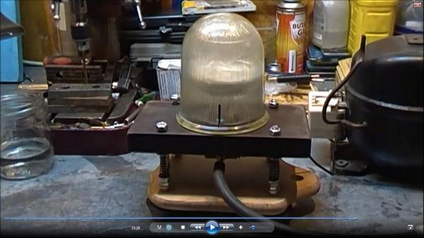 Вибро вакуумный столик своими руками.(видео создания)