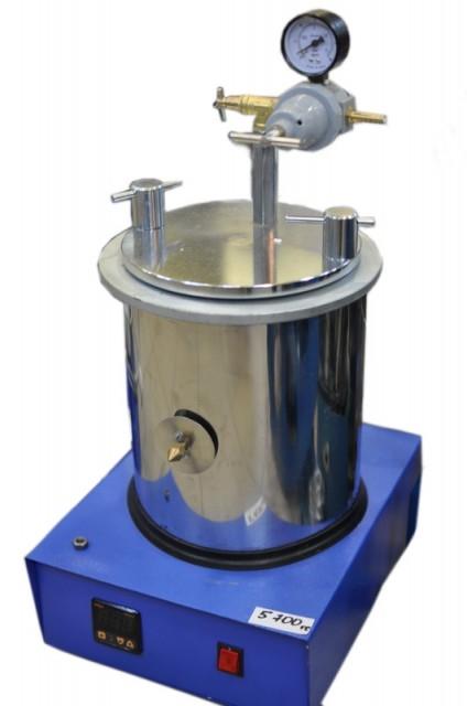 изготовление ювелирной воскотопки для инжекторного воска