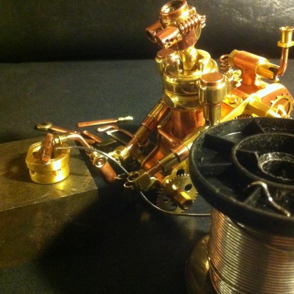 Меры безопасности, или как робот NT гогглы прикупил :)
