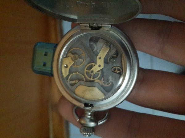 Первый опыт в Стимпанке или вторая жизнь китайских часов