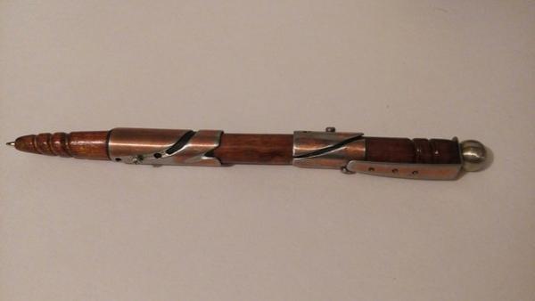 Деревянная ручка