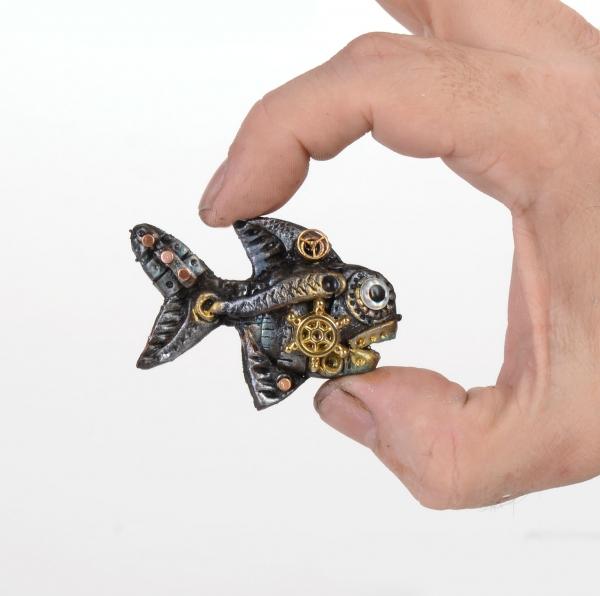 Рыбка с рЫбёнком