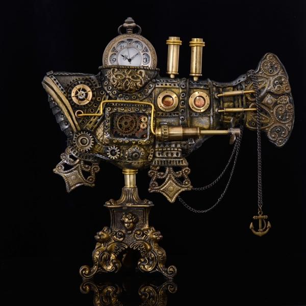 Подставка для карманных часов в винтажбароквикторианстимпанском стиле