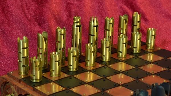 Шахматы... (добавил фото)