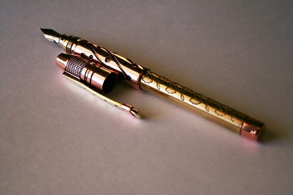 Перьевая ручка № 9