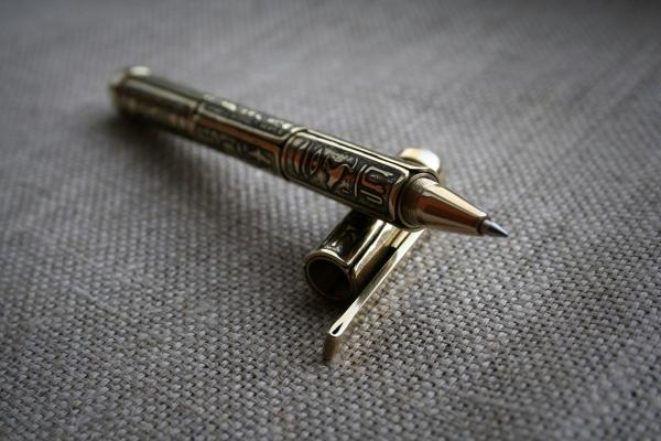 Ручка египетского зодчего.
