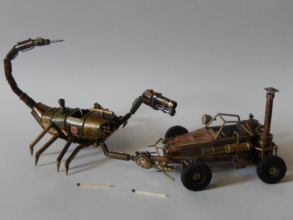 Охотник за караванами