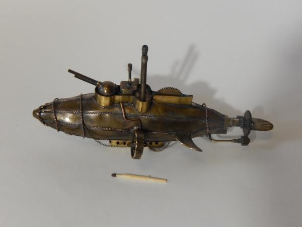 Боевой разведывательный дирижабль Гинденбург