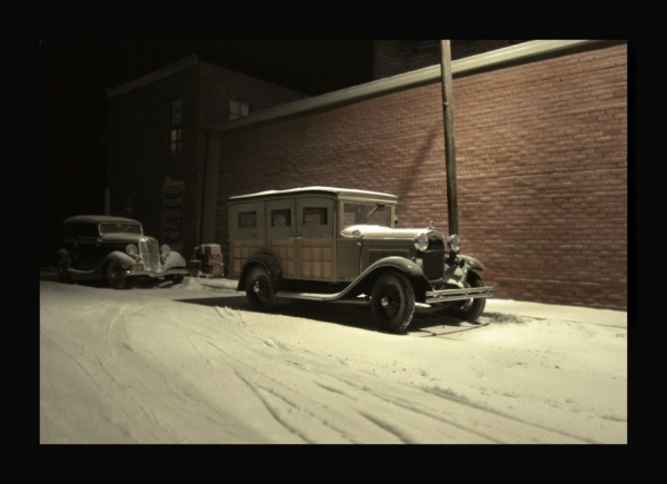 Элгин Парк - ретро город из оптических иллюзий Майкла Пола Смита