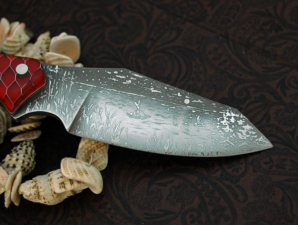 W.K.L. кастомизация ножей