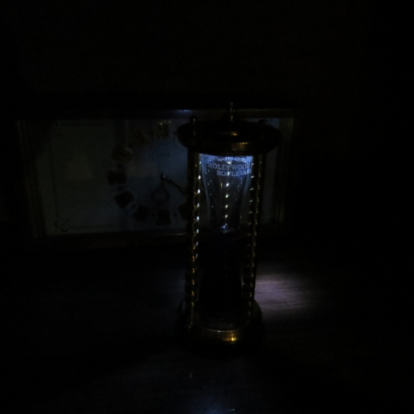 Ночник Песочные часы