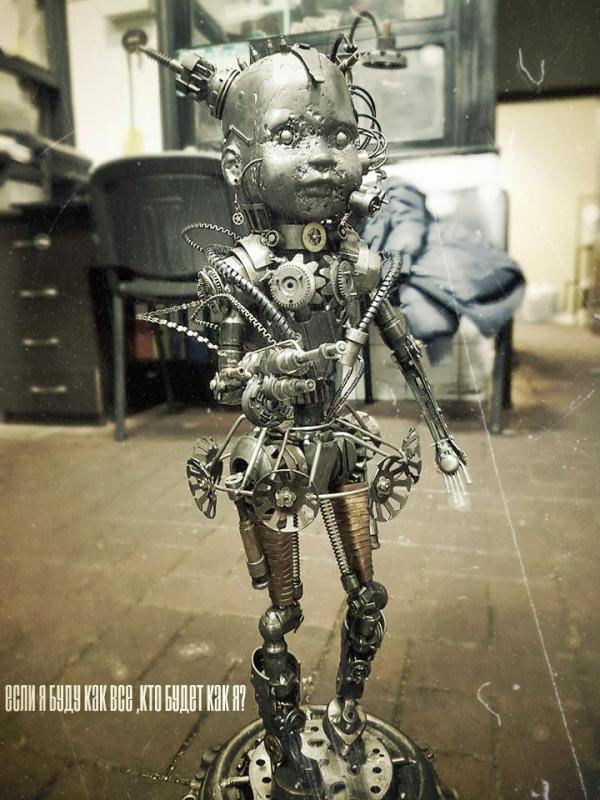 Алиса в стане чудес. Какая кукла такой и зайка. Образ с работы Kazuhiko Nakamura. ( меня обидеть может каждый ,не каждый сможет убежать)