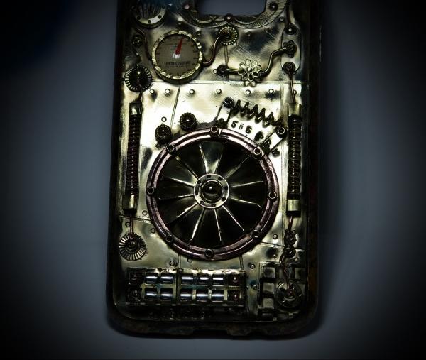 Стимпанк чехол для Samsung S7 EDGE