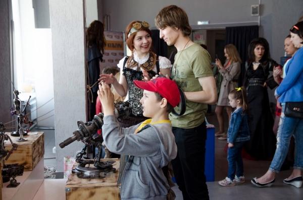 Первый фестиваль стимпанк культуры в Красноярске обьявляется открытым!!!