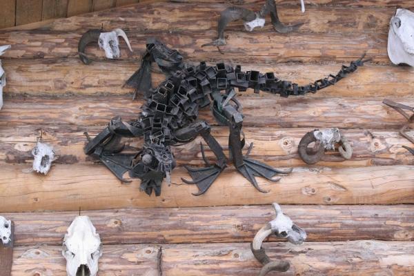 фантазийные зверушки от творческой мастерской д.Фёдор