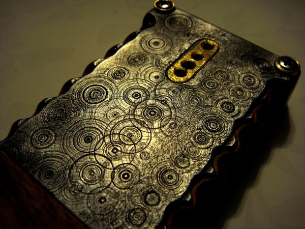 Мобильный телефон V.3 Gunmatal
