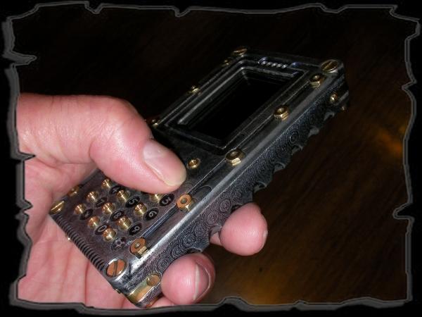 Мобильный телефон V.4 Perpetuum Mobile