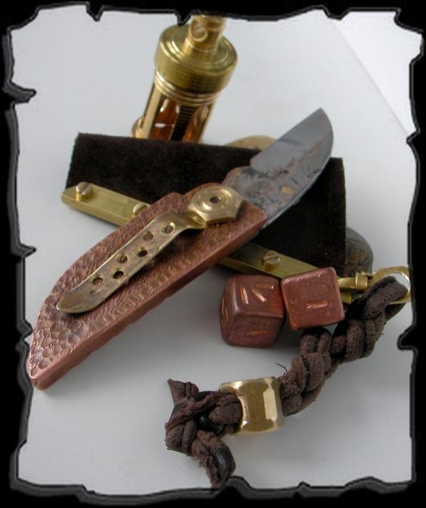 Перочинный нож Тукан