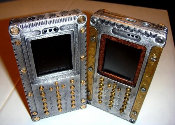 Карманные телефоны V.6 и v.7