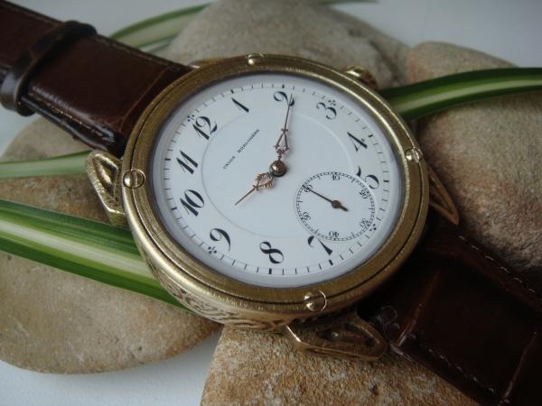 Часы из викторианской эпохи