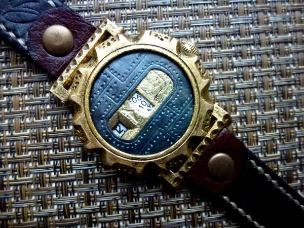 Часы Машинариум