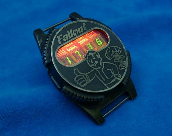 Наручные часы по мотивам Fallout