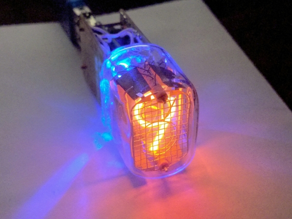 Ламповая флешка