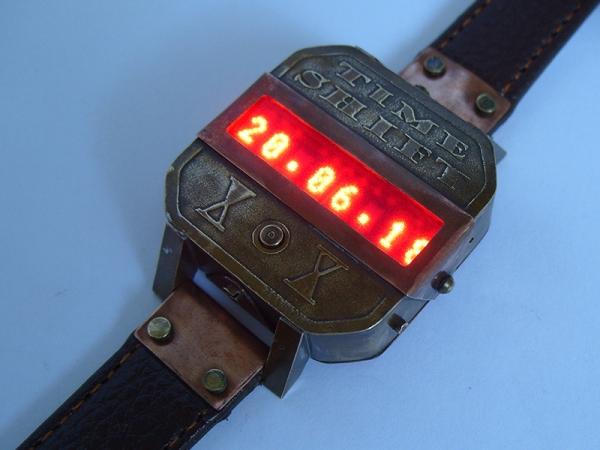 Часы Сдвиг времени