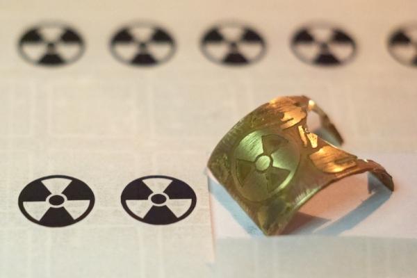 Боксмод с ядерным реактором
